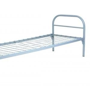 Кровати металлические прочные со сварной сеткой
