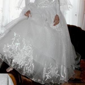 Продам платье свадебное размер 40-46