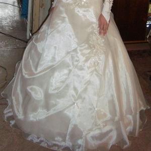 продам свадебное платье . срочно цена 3500