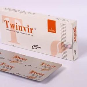 Препараты для лечения гепатита: Софосбувир,  Харвони,  Декталасвир