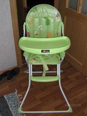 Продам стульчик для кормления Дети .