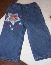 Продаются джинсы утепленные