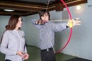 Стрельба из лука трюковая от студии Destreza
